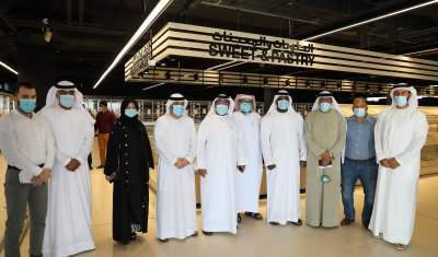 'Coop' Project Al Quoz: Admin Affairs Dept. Completes the Handover Process