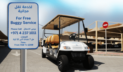 Bettering the Consumer Happiness – Etihad Mall Launches 'Buggy' Service