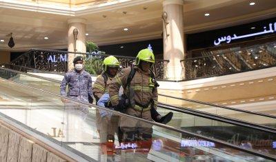 Successful Evacuation Drill at Etihad Mall